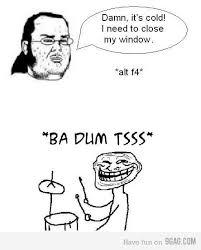 Ba Dum Tss Meme - image 263447 rimshot ba dum tss know your meme