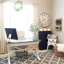 Best  Farmhouse Office Ideas On Pinterest Farmhouse Desk - Home office desk ideas
