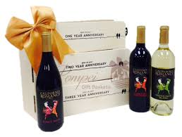 wine set gifts classic wine gift set by pompei baskets