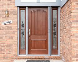 How To Build A Exterior Door Exterior Sleek Oak To Build Front Entry Doors For Traditional