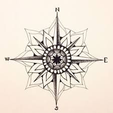 mandala compass google search tatoo pinterest mandala