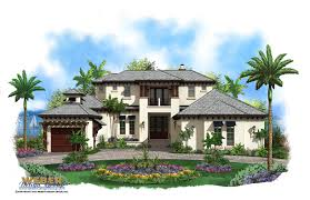 Two Family Floor Plans by Galleon House Plan Weber Design Group Naples Fl