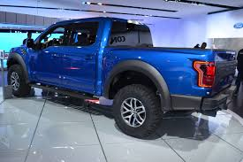Ford Raptor Truck Pull - 2017 ford f 150 raptor supercrew first look