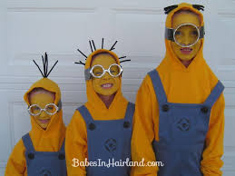 Minions Halloween Costumes Adults 25 Despicable Backyard Movie Party Images