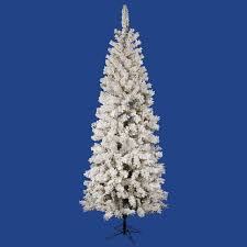 shop for this stunning 6 5 foot flocked pacific pine