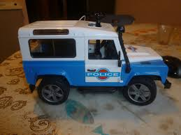 land rover bruder внедорожник bruder 02 595 land rover defender station wagon