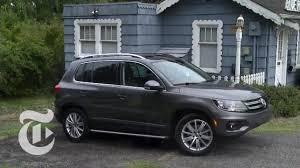 2014 Volkswagen Tiguan Sel Driven Car Review The New York