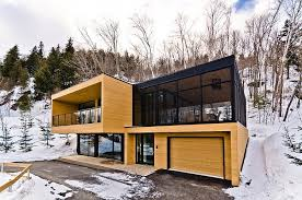 chalet houses contemporary mountain condominium chalets