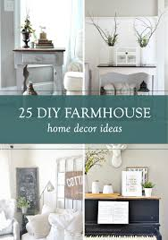 Home Decorating Diy Ideas by Home Decor Diy Projects Farmhouse Design Shabby Living Rooms