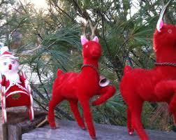 1960s santa sleigh