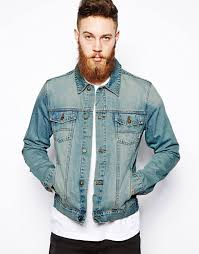 light blue denim jacket mens light wash denim jacket men google search uniform t