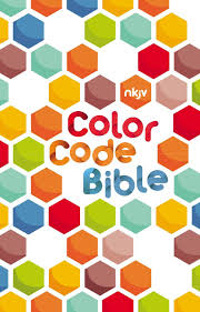 color code bible hardcover tommy nelson