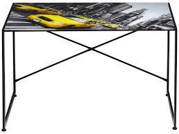 plateau de bureau en verre sérigraphié plateau de bureau en verre serigraphie