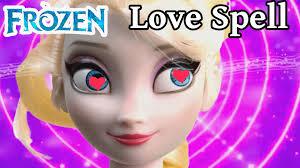 queen elsa disney frozen love spell princess anna kristoff 30