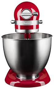 Kitchen Aide Mixer by Even Though This Empire Red Artisan Mini Mixer Is The Smallest