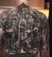 tattoo back cross religious back tattoo http tattooideas247 com religious full