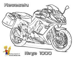 rugged motorcycle coloring book pages triumph free coloring
