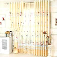 Yellow Blackout Curtains Nursery Baby Blackout Curtains Uk Gopelling Net