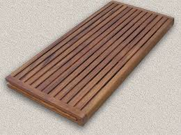 teak shower steam bath seats custom teak marine woodwork