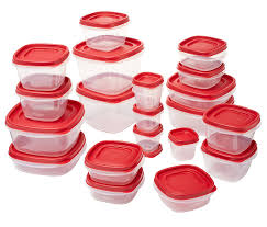 amazon com rubbermaid easy find lids food storage container 42