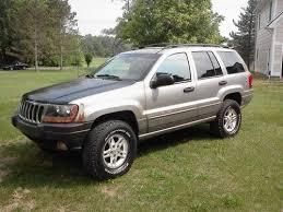 2005 jeep grand laredo lift kit buy used 1999 jeep grand laredo with suspension lift kit
