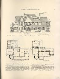 architectural plans for homes 2369 best 1800 s 1940 s house plans images on vintage