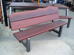 Outdoor Furniture For Sale Perth - bench heavy duty park benches heavy duty teak m park memorial