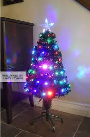 christmas tree with lights top 10 best fiber optic christmas trees 2017 heavy