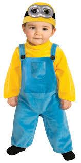 minion costumes toddler despicable me minion bob costume kids costumes