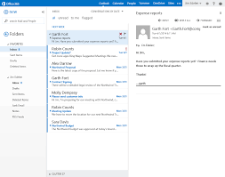android outlook app microsoft launches outlook app for android declutters your inbox