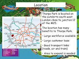 thorpe park task a