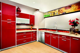 colourful kitchen cabinets country kitchen with red cabinets zach hooper photo decorating