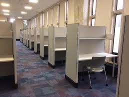 new graduate study room howard tilton memorial library