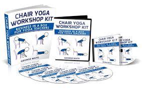 Chair Yoga Class Sequence Chair Yoga Lesson Plan