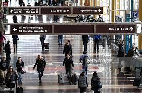 Washington travelers images Ronald reagan washington national airport stock photos and