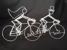 bicycle cake topper 23 best cake topper images on bicycle cake bicycle
