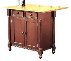 red kitchen island cart kitchen cart granite top setbi club