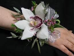white orchid corsage orchid wrist corsage billies flower house