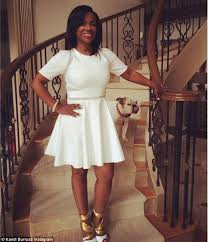 kandi burruss hairstyles 2015 kandi burruss shows off her wedding day hairstyles