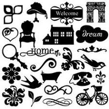 free silhouette images cottages at moosehead lake maine pinterest