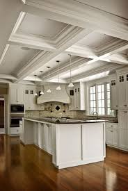 how to make cabinets appear taller designing kitchen cabinetry for a 108 inch high ceiling