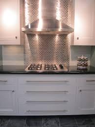 kitchen backsplash stainless steel tiles the tile shop glass backsplash with stainless steel the