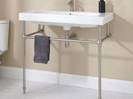 Narrow Bathroom Vanity by Bathroom Sink Amazing Bathroom Sink Consoles Narrow Bathroom