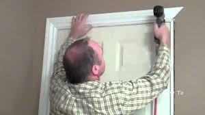 Replace Interior Doors How To Install Door Casing