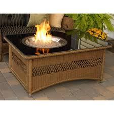 Outdoor Furniture Naples by Outdoor Greatroom Company Naples 48 Inch Propane Fire Pit Coffee