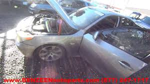 parting out 2005 bmw 545i stock 7025yl tls auto recycling