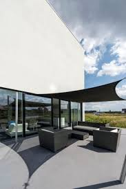 a box from the future a minimalistic house that outshines its