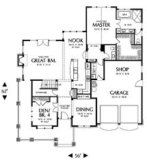 main floor plan home decor pinterest craftsman and design