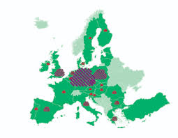 Country Map Of Europe by Exposing The Role Of Coal In Europe U2013 Launch Of European Coal Map