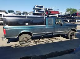 Ford F250 Truck Topper - 1996 ford are dcu topper suburban toppers
